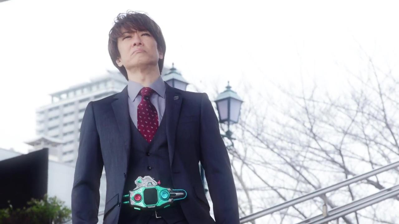 Kamen Rider Genms The Presidents
