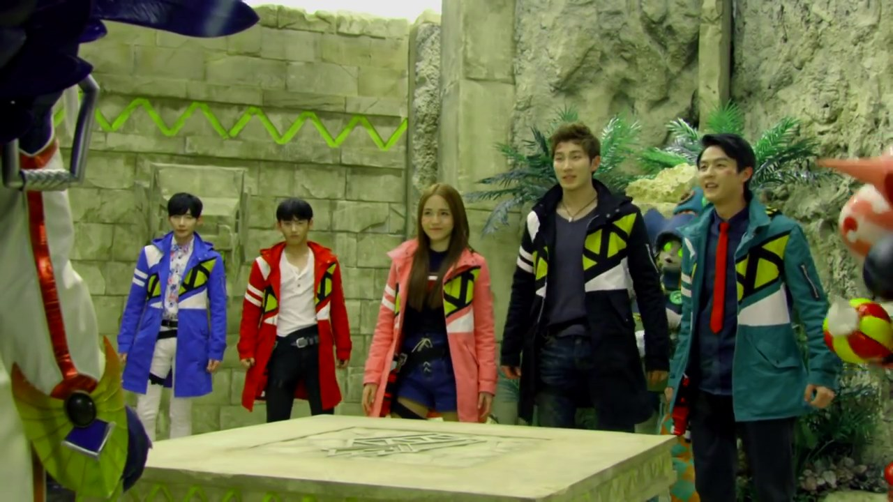Dino Force Brave 7