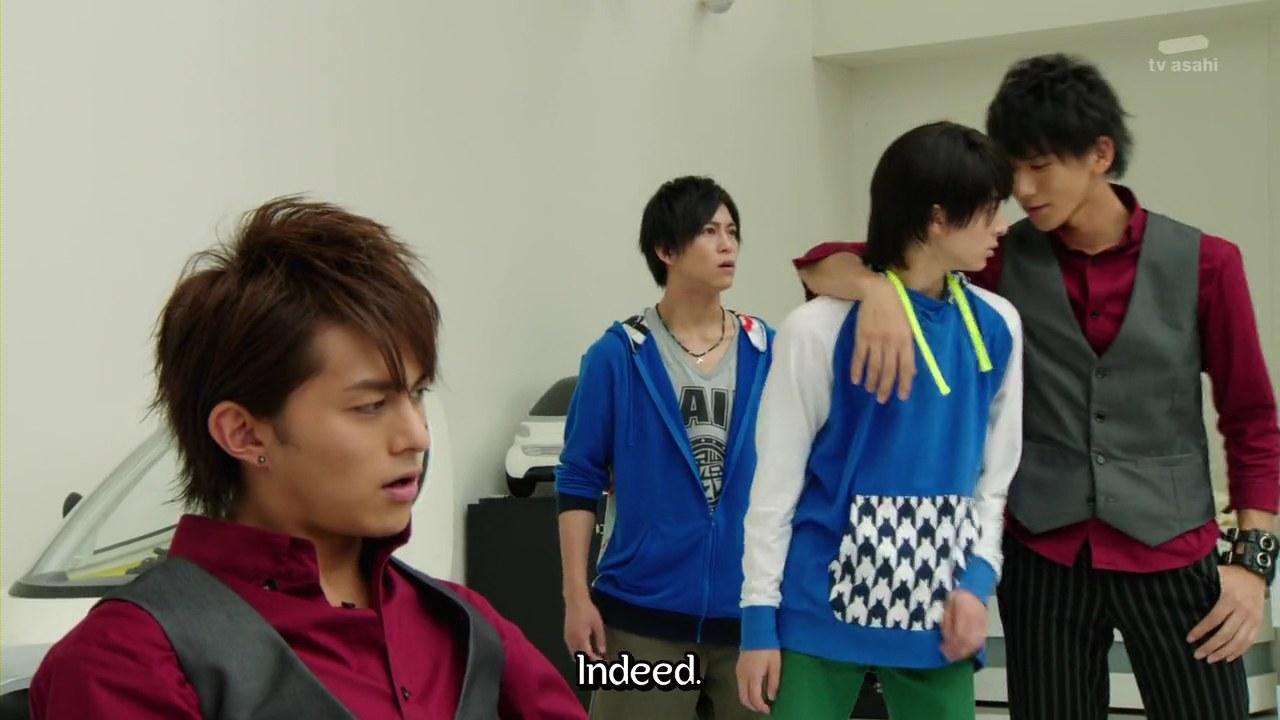 Kamen Rider Gaim 9