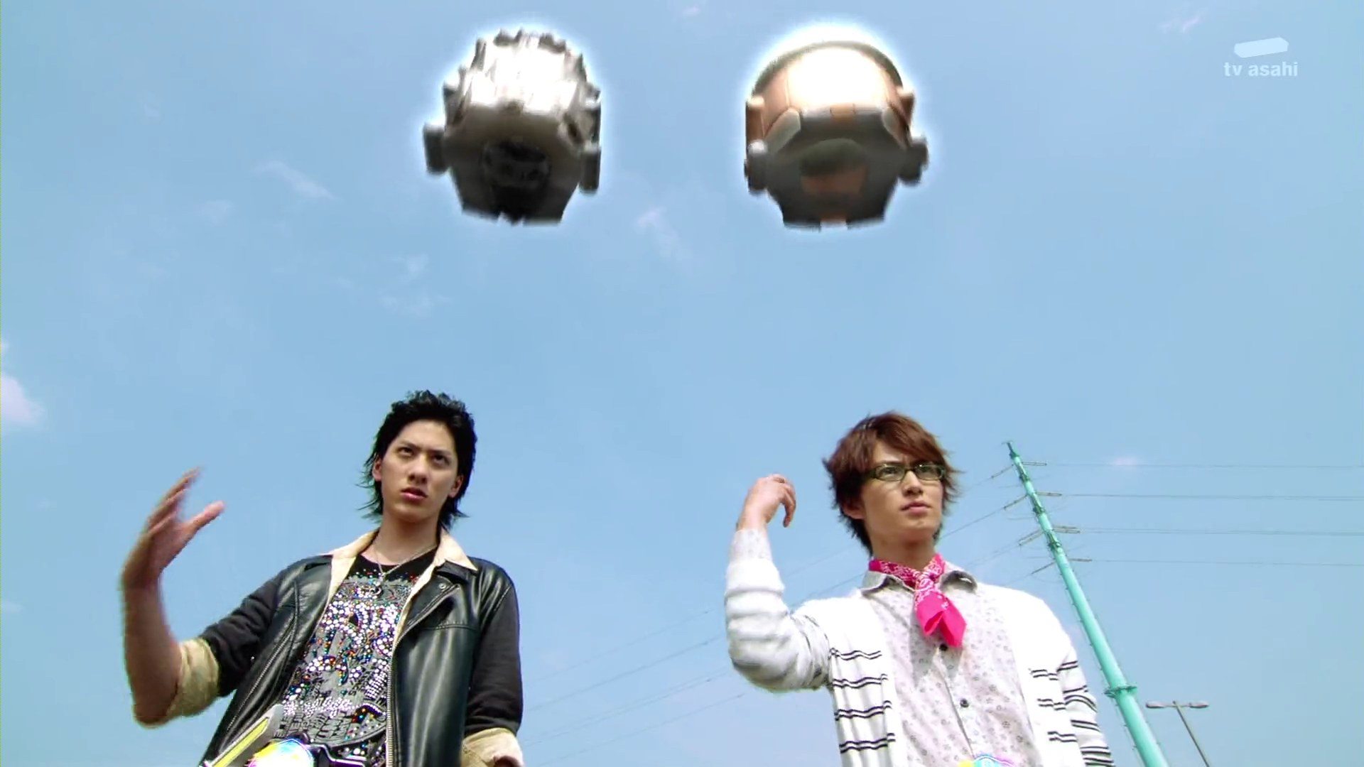 Kamen Rider Gaim 5