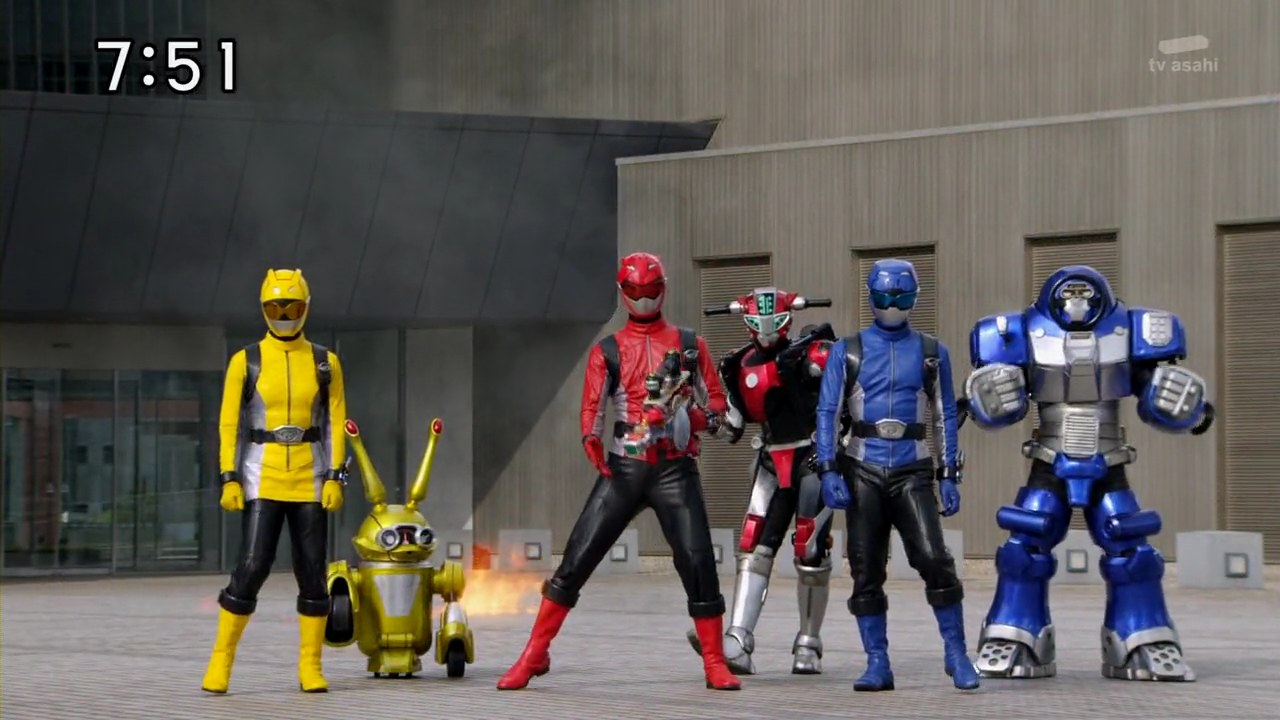 GOBUSTERS 36