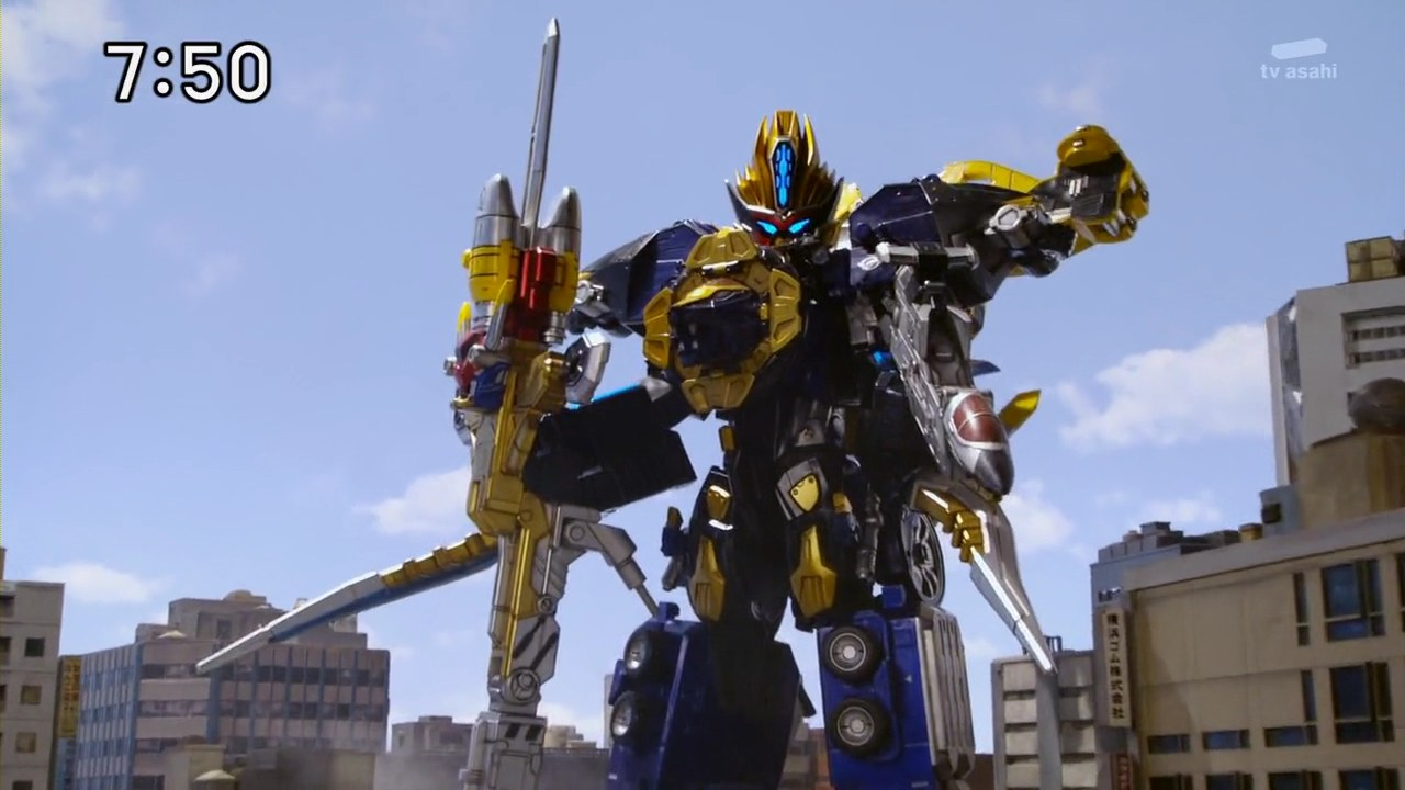 Go-Busters 38