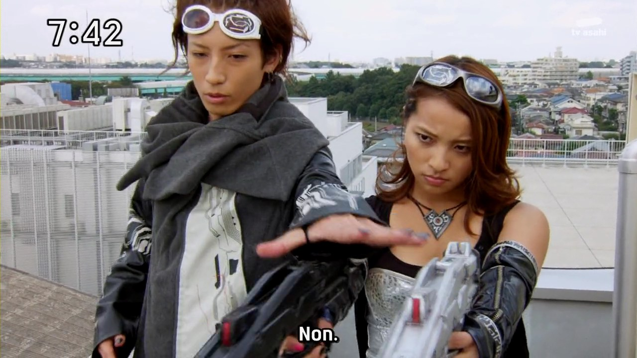 Go-Busters 40