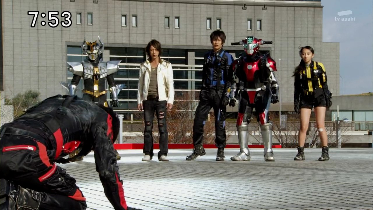 Go-Busters 48