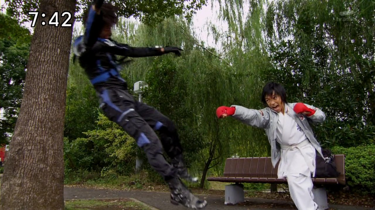 Go-Busters 39