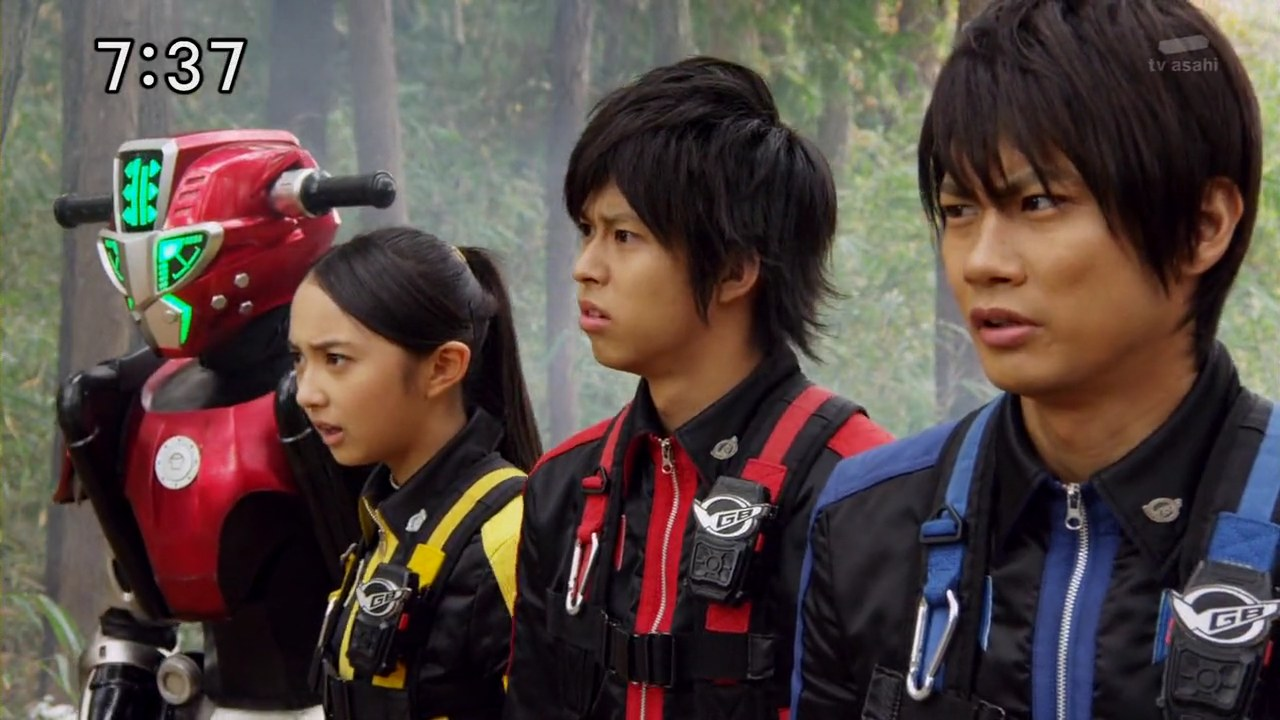 Go-Busters 46