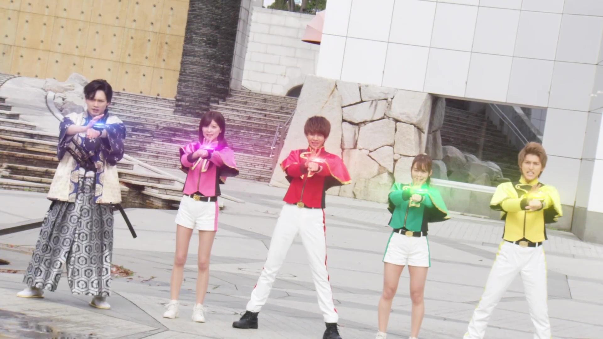Mashin Sentai Kiramager Episode 3 Recap