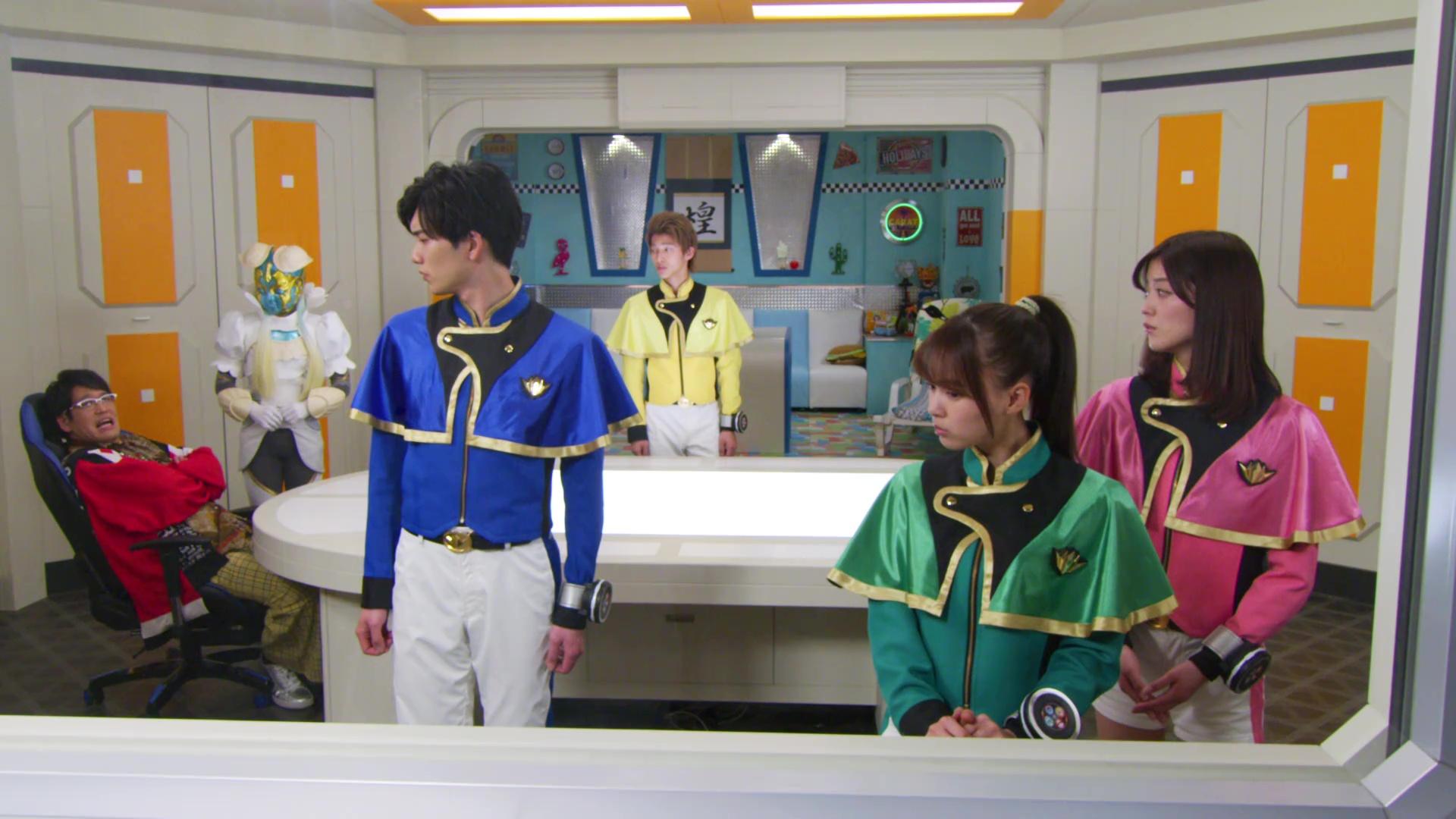 Mashin Sentai Kiramager Episode 8 Recap