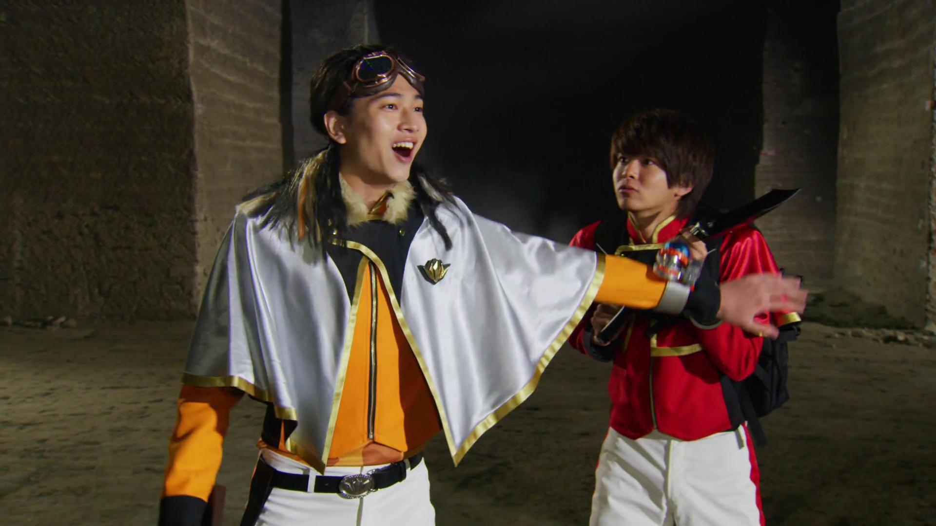 Mashin Sentai Kiramager Episode 14 Recap