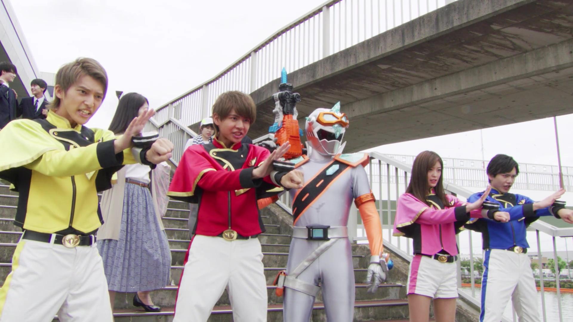 Mashin Sentai Kiramager Episode 30 Recap
