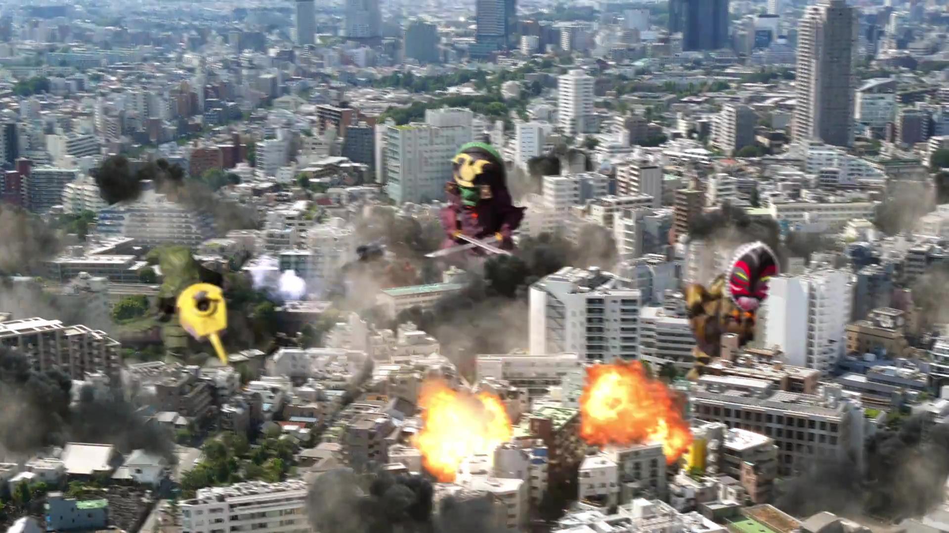Mashin Sentai Kiramager Episode 32 Recap