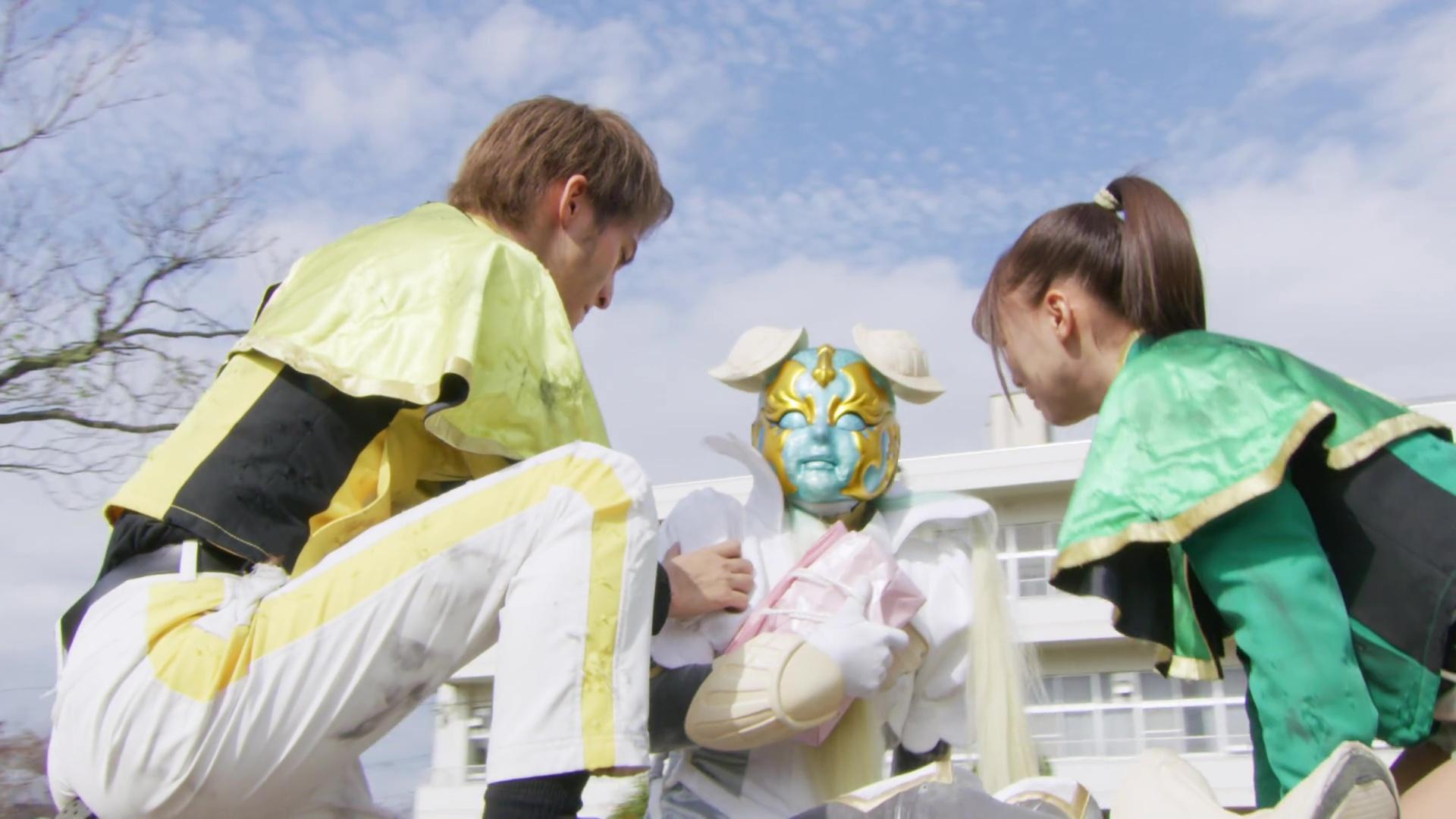 Mashin Sentai Kiramager Episode 39 Recap