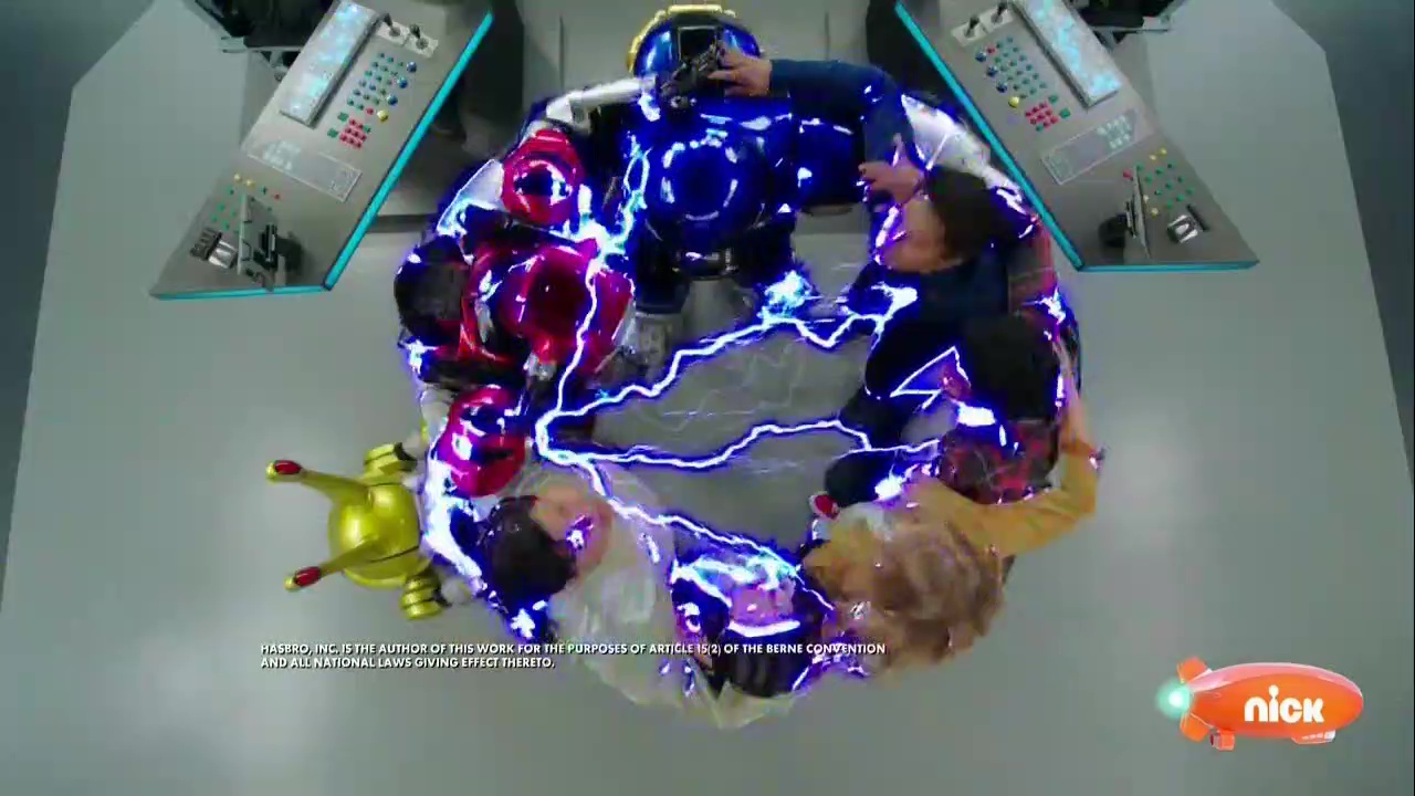 Power Rangers Beast Morphers Episode 2