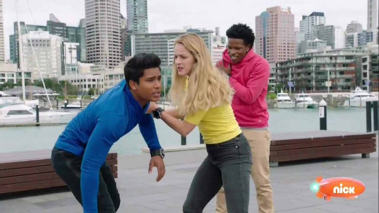 Power Rangers Beast Morphers Episode 3
