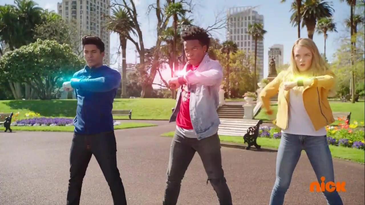 Power Rangers Beast Morphers Episode 4