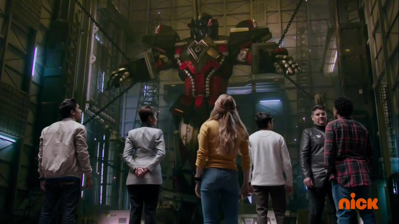 Power Rangers Beast Morphers Episode 5