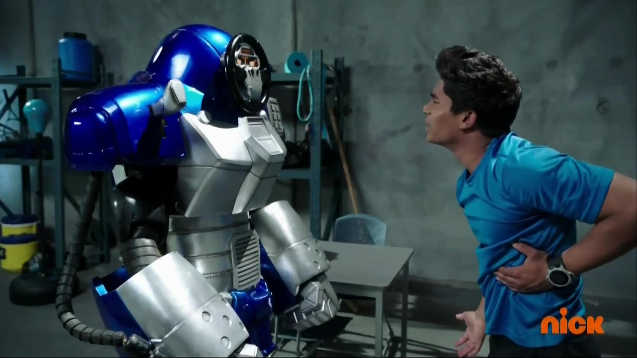 Power Rangers Beast Morphers Episode 7