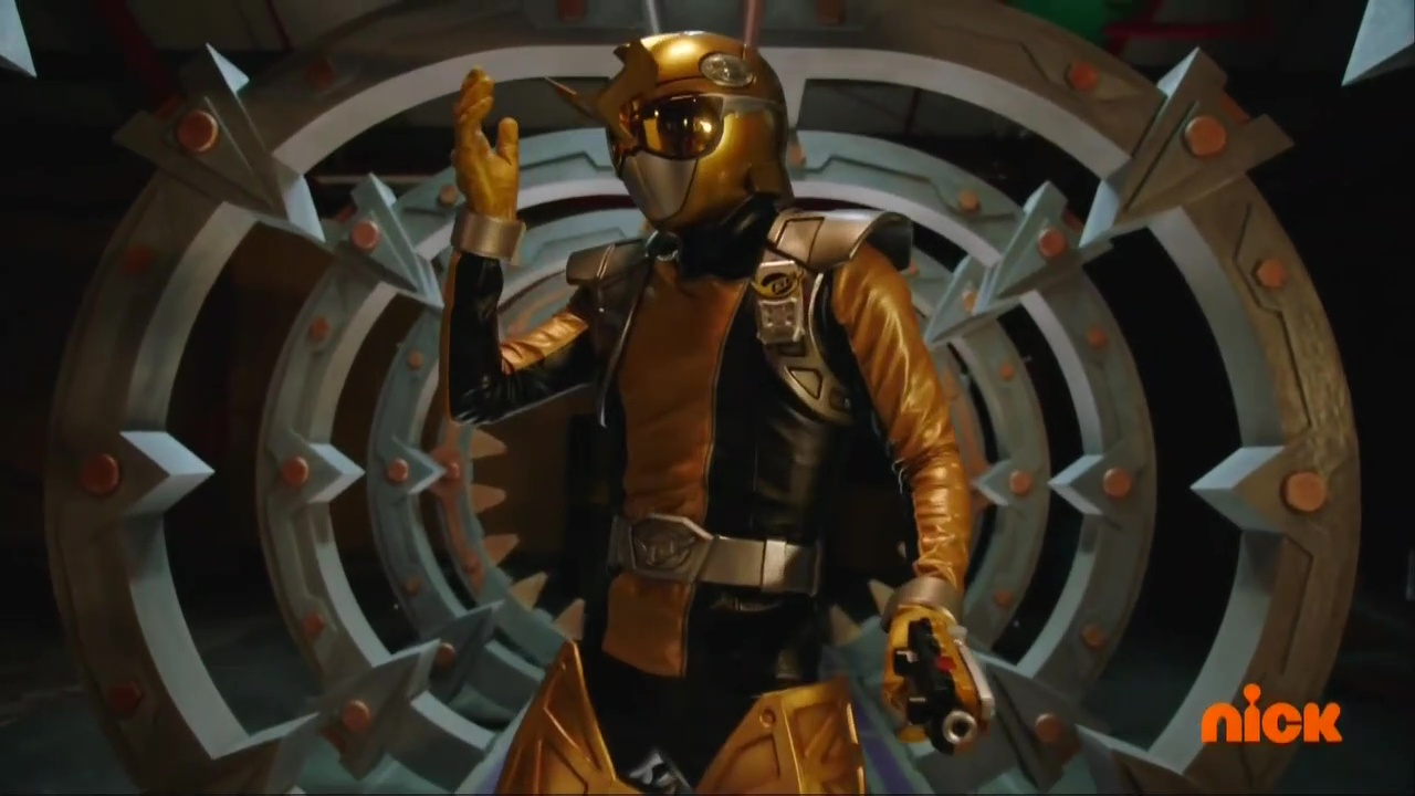Power Rangers Beast Morphers Episode 8