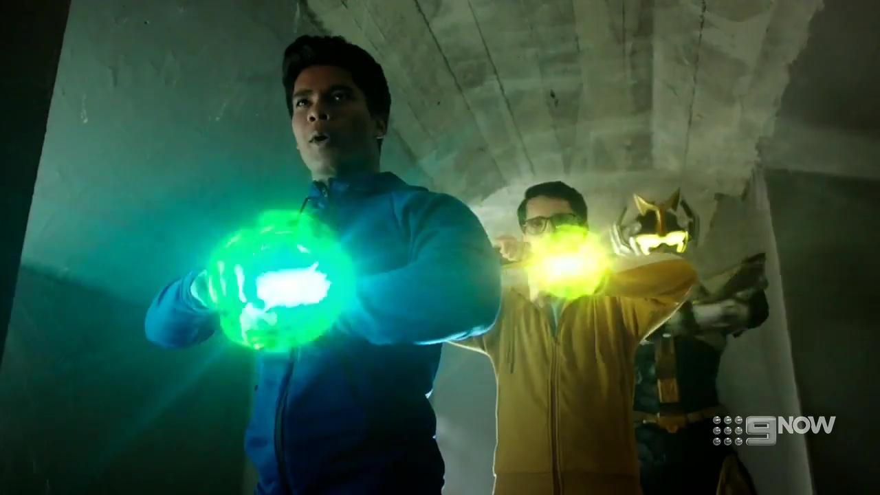 Power Rangers Beast Morphers Episode 10