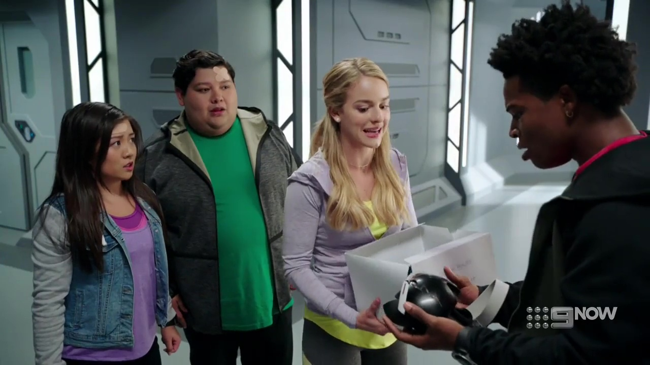 Power Rangers Beast Morphers Episode 11