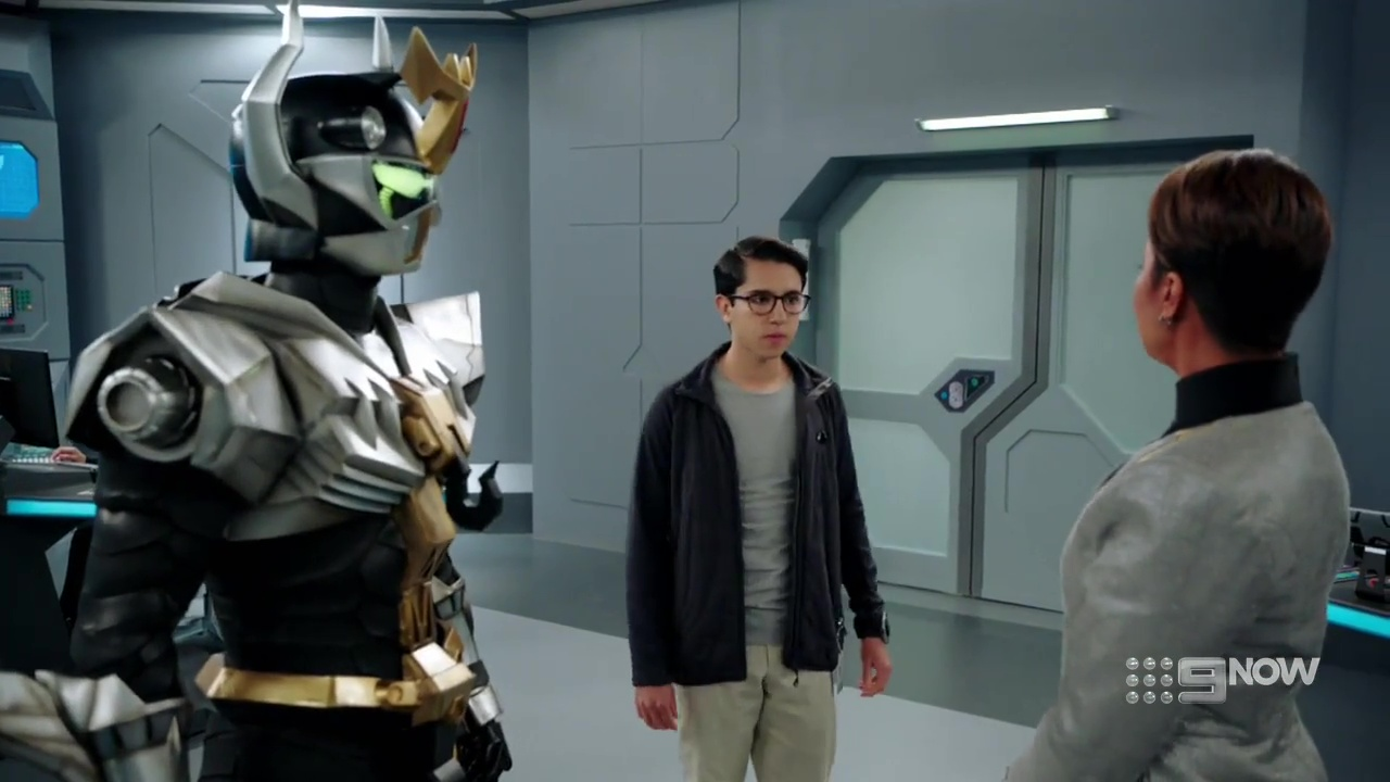 Power Rangers Beast Morphers Episode 12