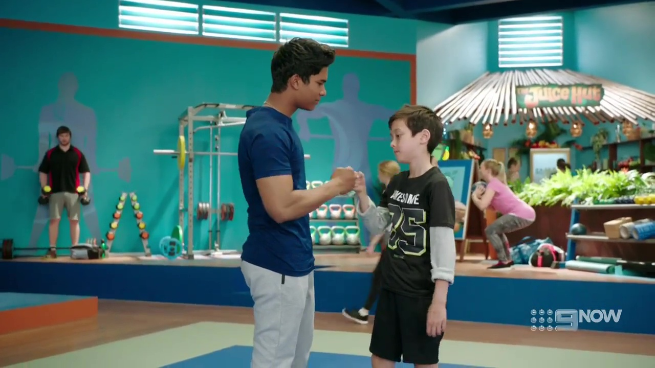 Power Rangers Beast Morphers Episode 13