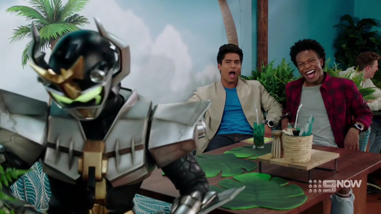 Power Rangers Beast Morphers Episode 14