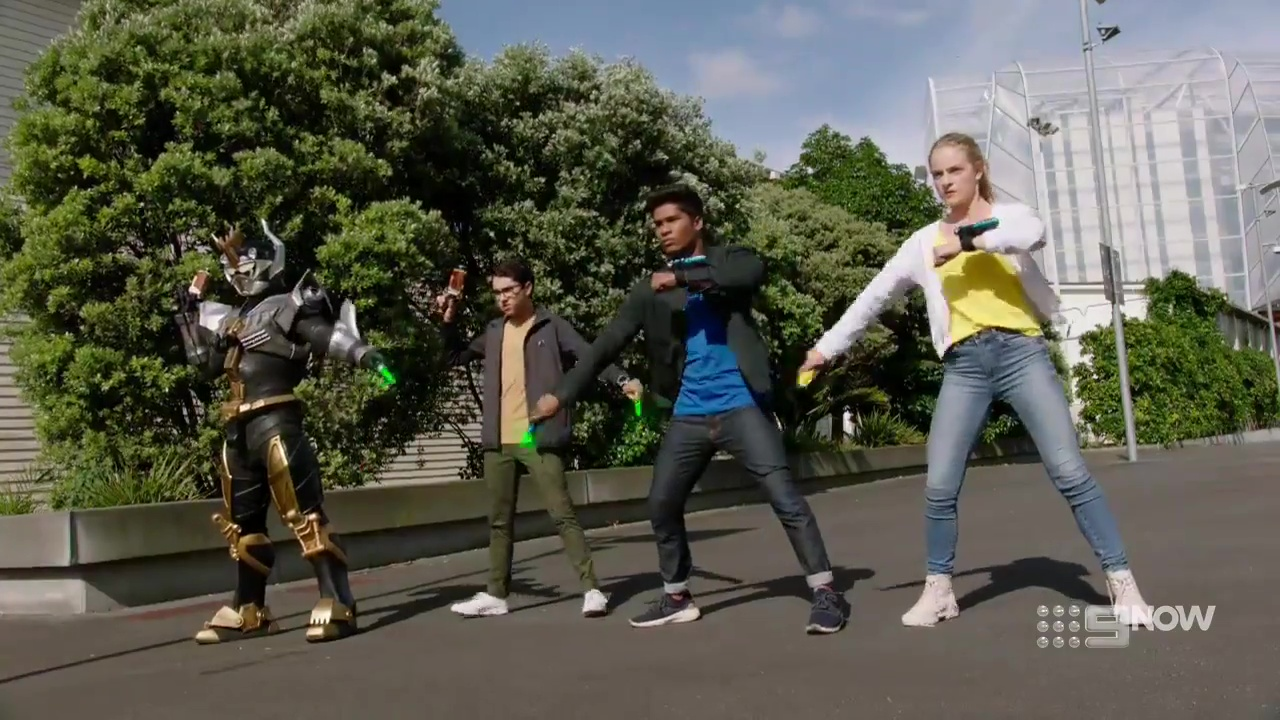 Power Rangers Beast Morphers Episode 15