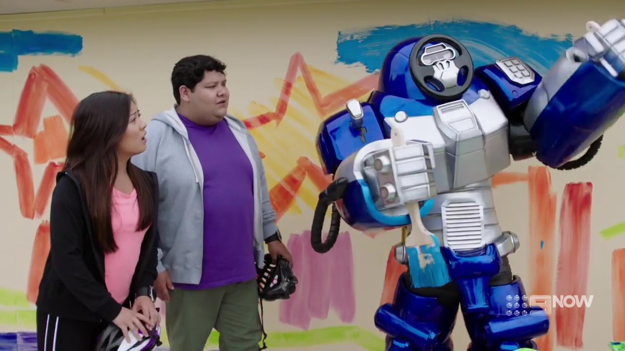 Power Rangers Beast Morphers Episode 16