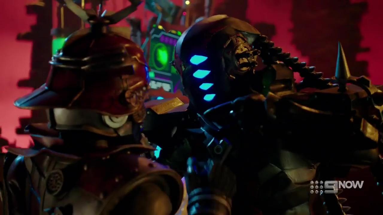 Power Rangers Beast Morphers Episode 16