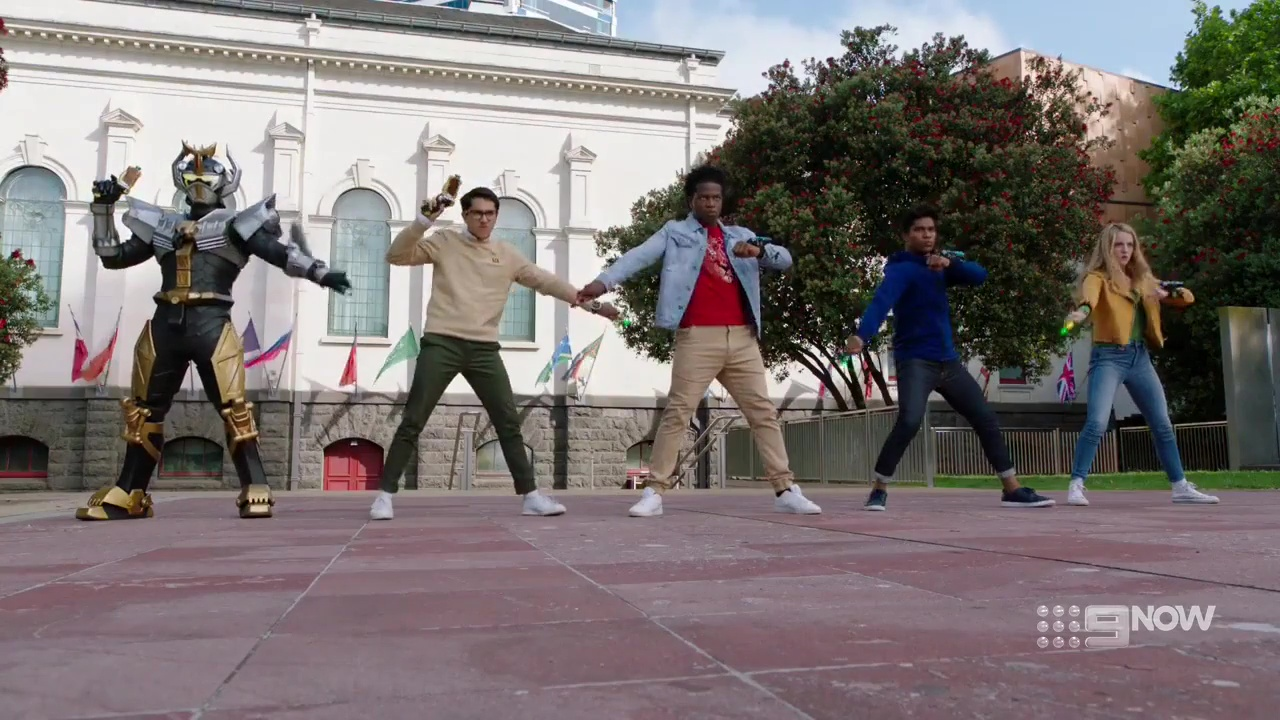 Power Rangers Beast Morphers Episode 19