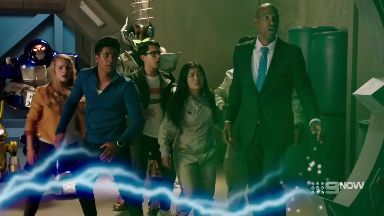 Power Rangers Beast Morphers Episode 20