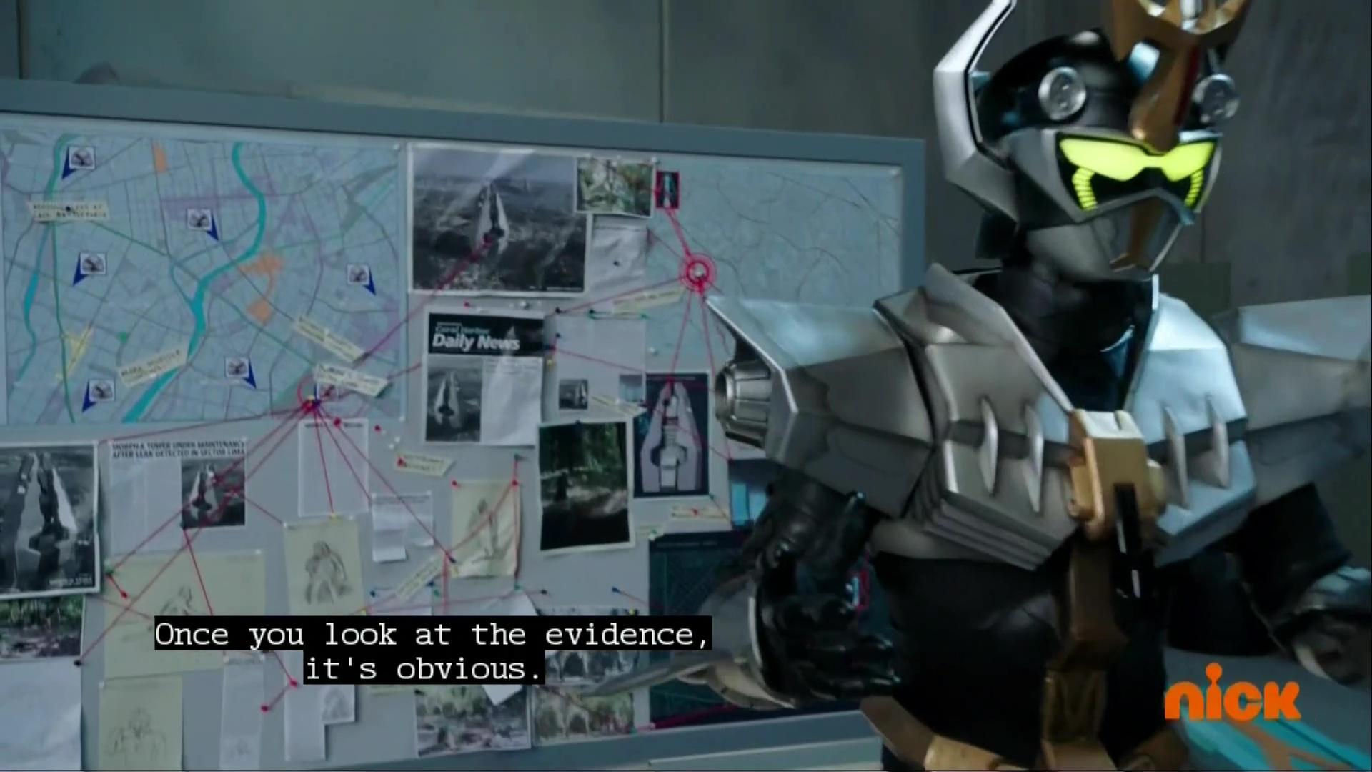 Power Rangers Beast Morphers Episode 21