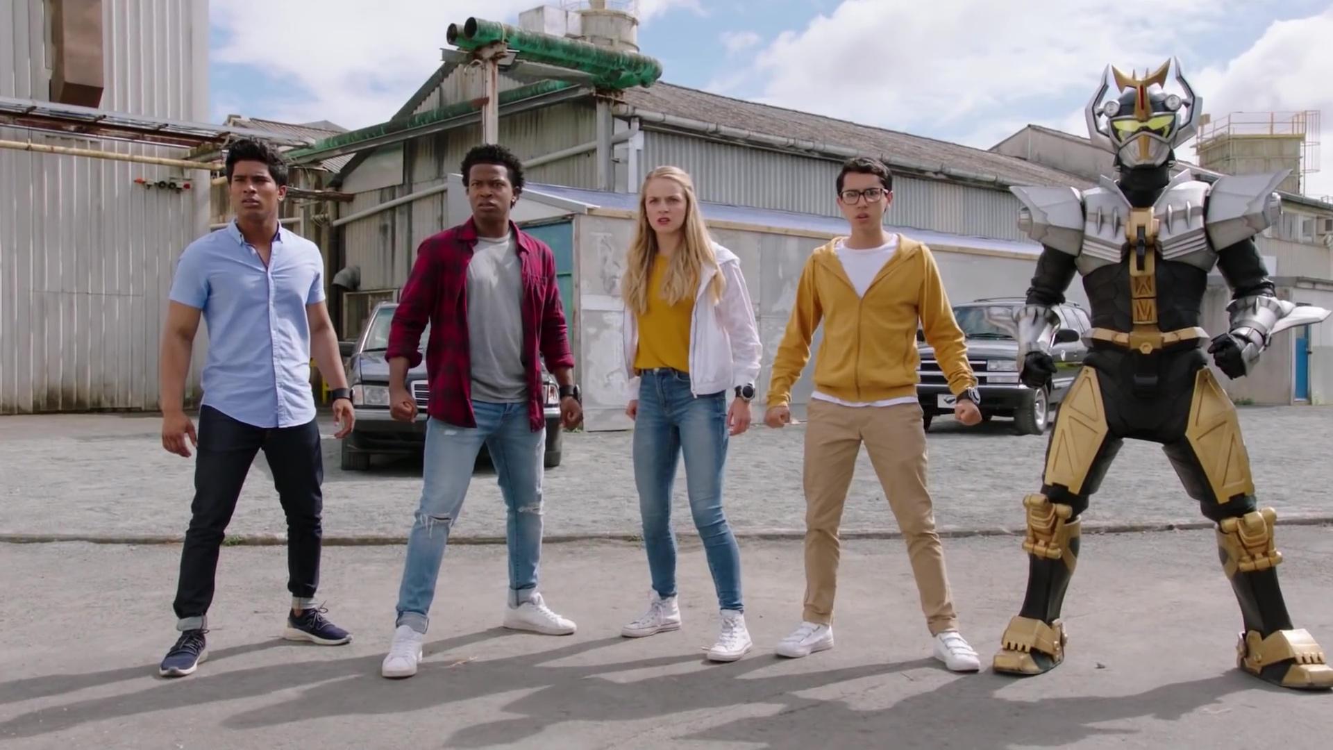 Power Rangers Beast Morphers Episode 22