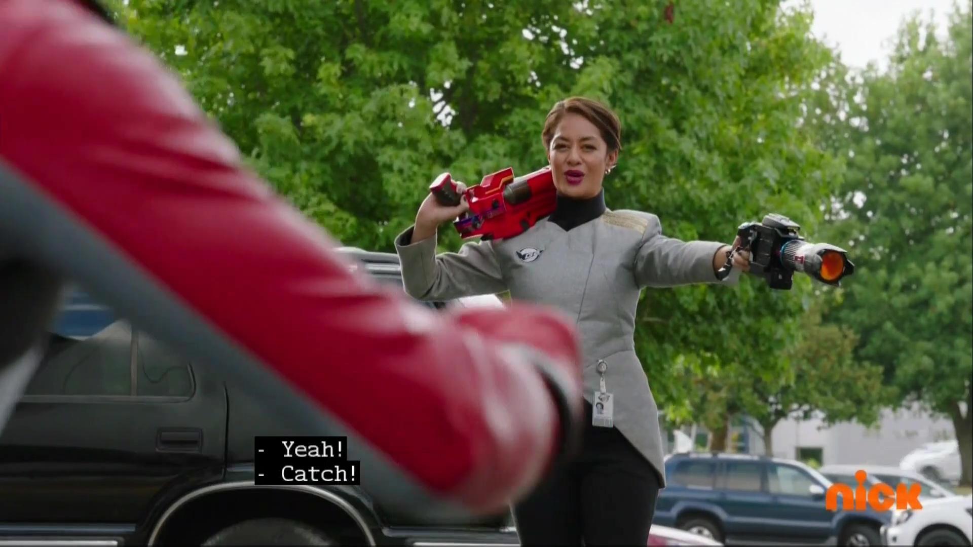 Power Rangers Beast Morphers Episode 24
