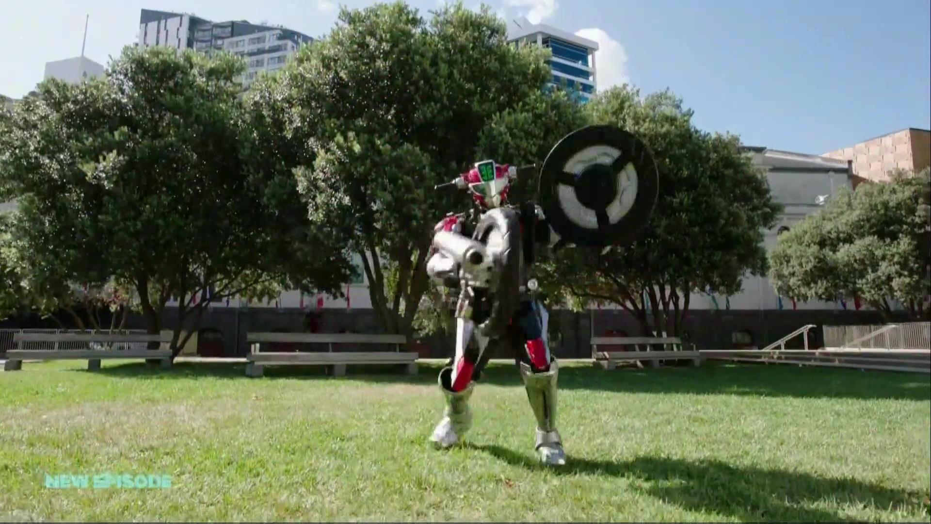 Power Rangers Beast Morphers Episode 25