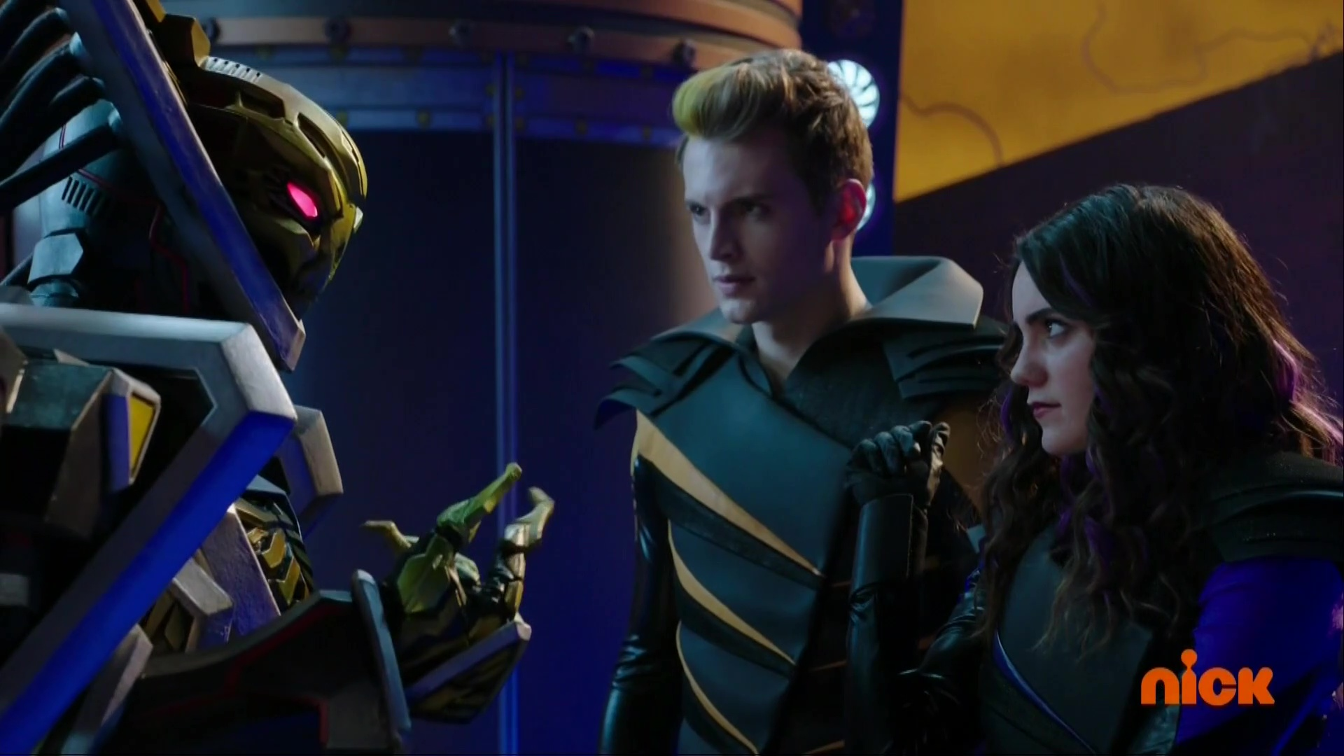 Power Rangers Beast Morphers Episode 26