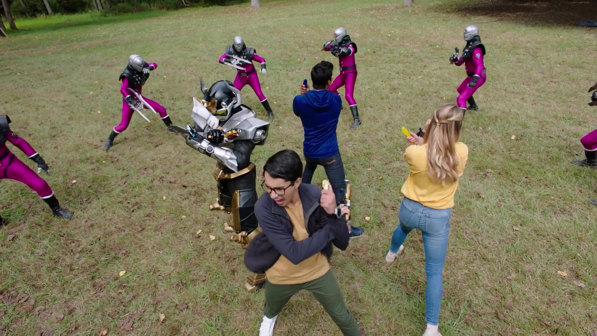 Power Rangers Beast Morphers Episode 27