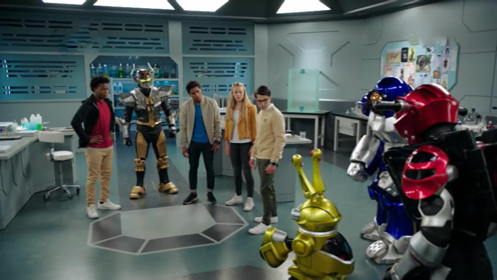 Power Rangers Beast Morphers Episode 31