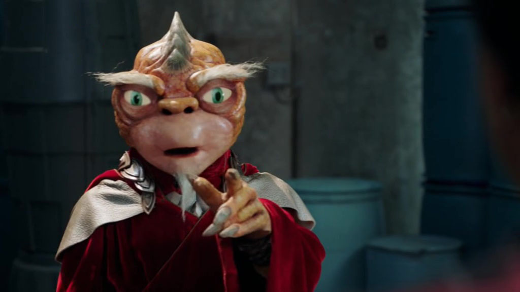 Power Rangers Beast Morphers Episode 33
