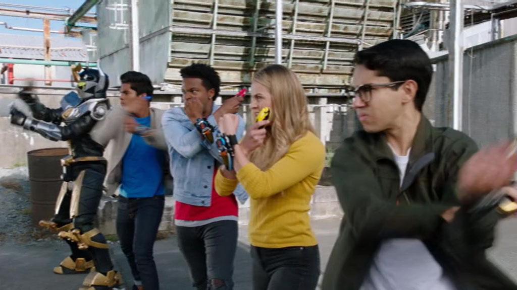 Power Rangers Beast Morphers Episode 34