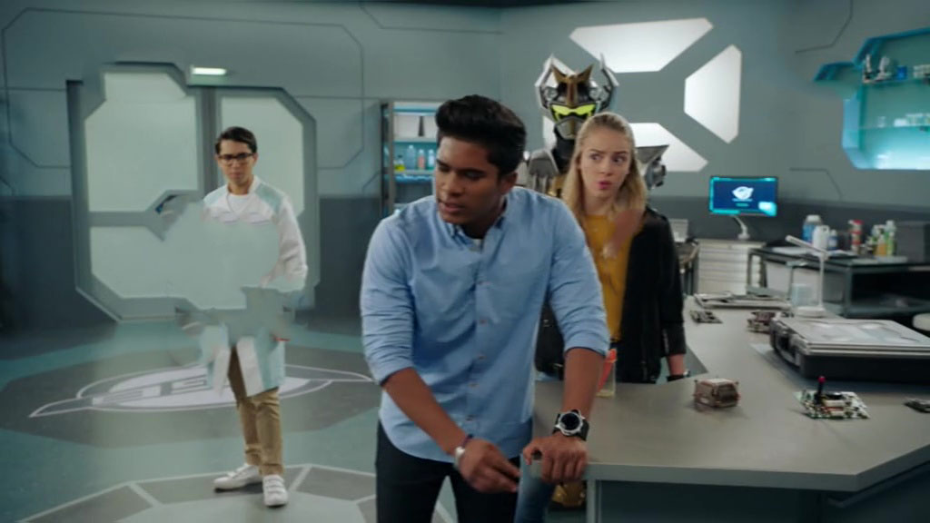 Power Rangers Beast Morphers Episode 35
