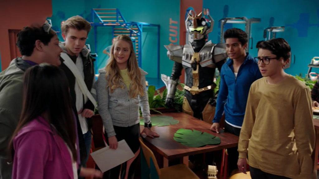 Power Rangers Beast Morphers Episode 37