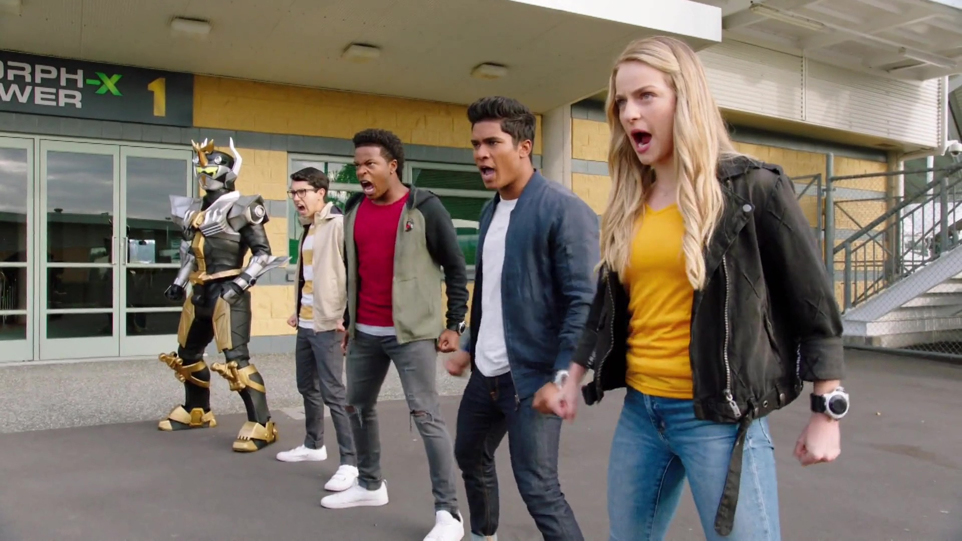 Power Rangers Beast Morphers Episode 40