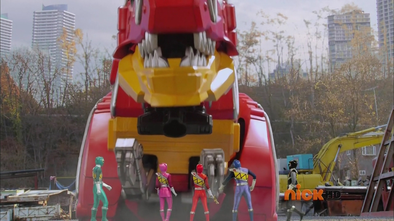 Dino Charge 2