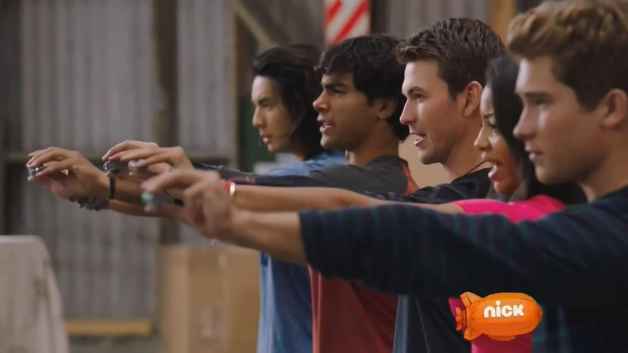 Dino Charge 5