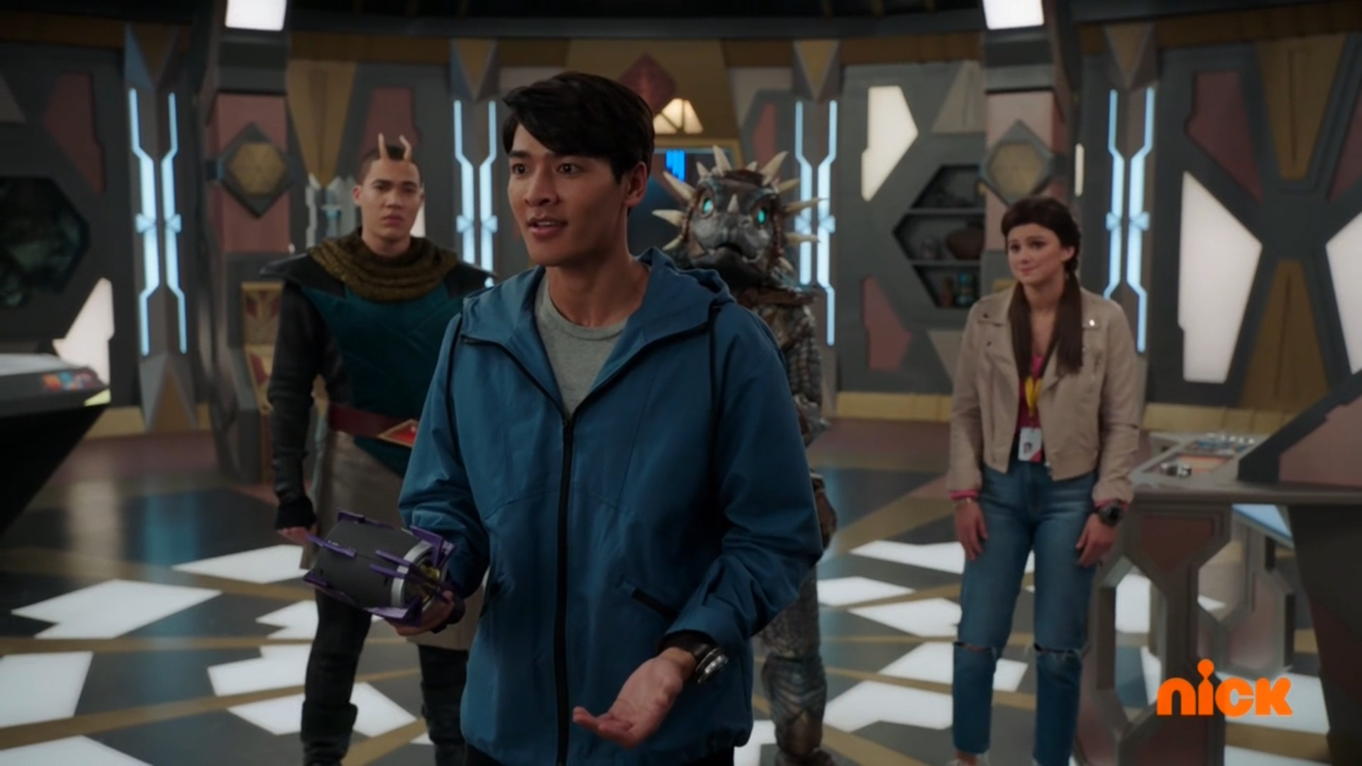 Power Rangers Dino Fury Episode 2 recap