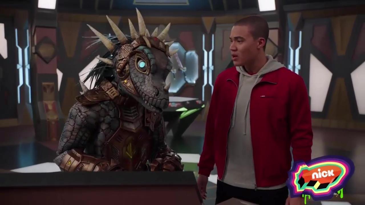 Power Rangers Dino Fury Episode 3 recap