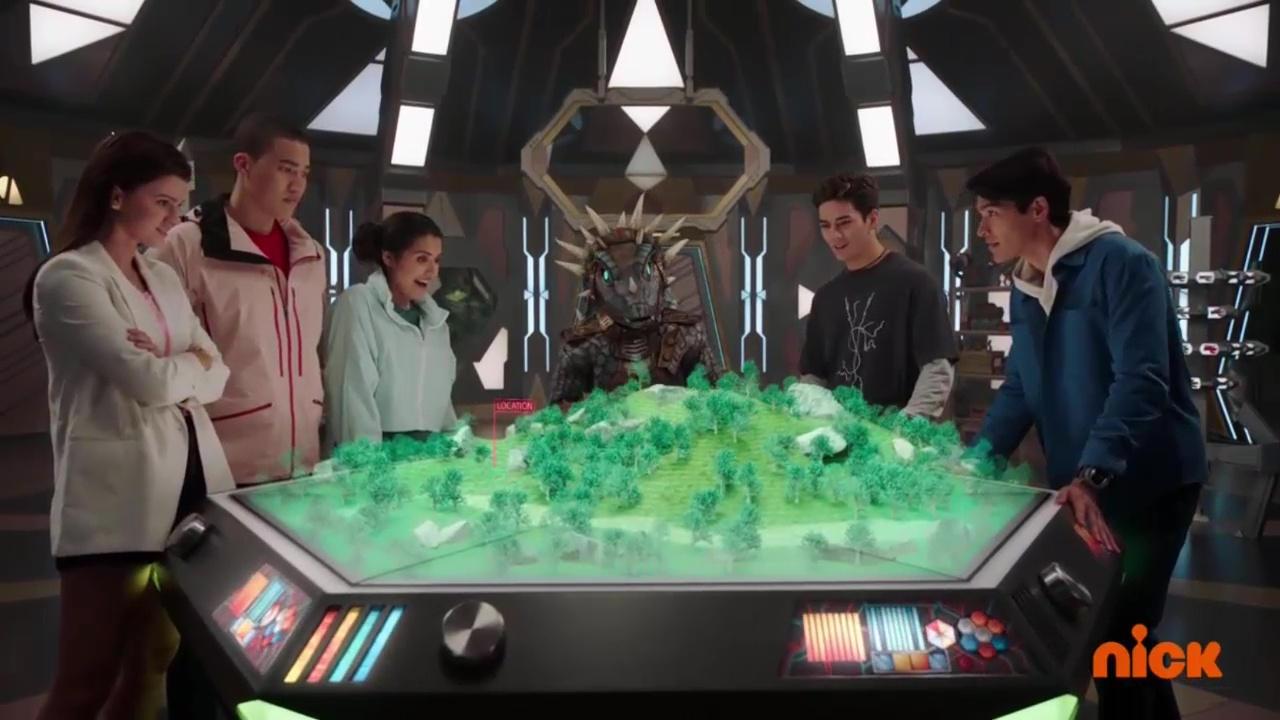 Power Rangers Dino Fury Episode 5 recap