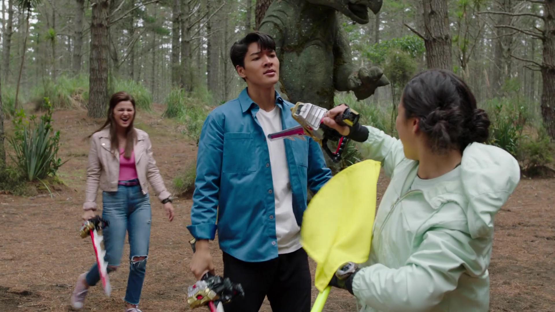 Power Rangers Dino Fury Episode 10 Recap